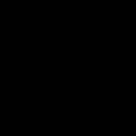 Palla di Cristallo -Bianco