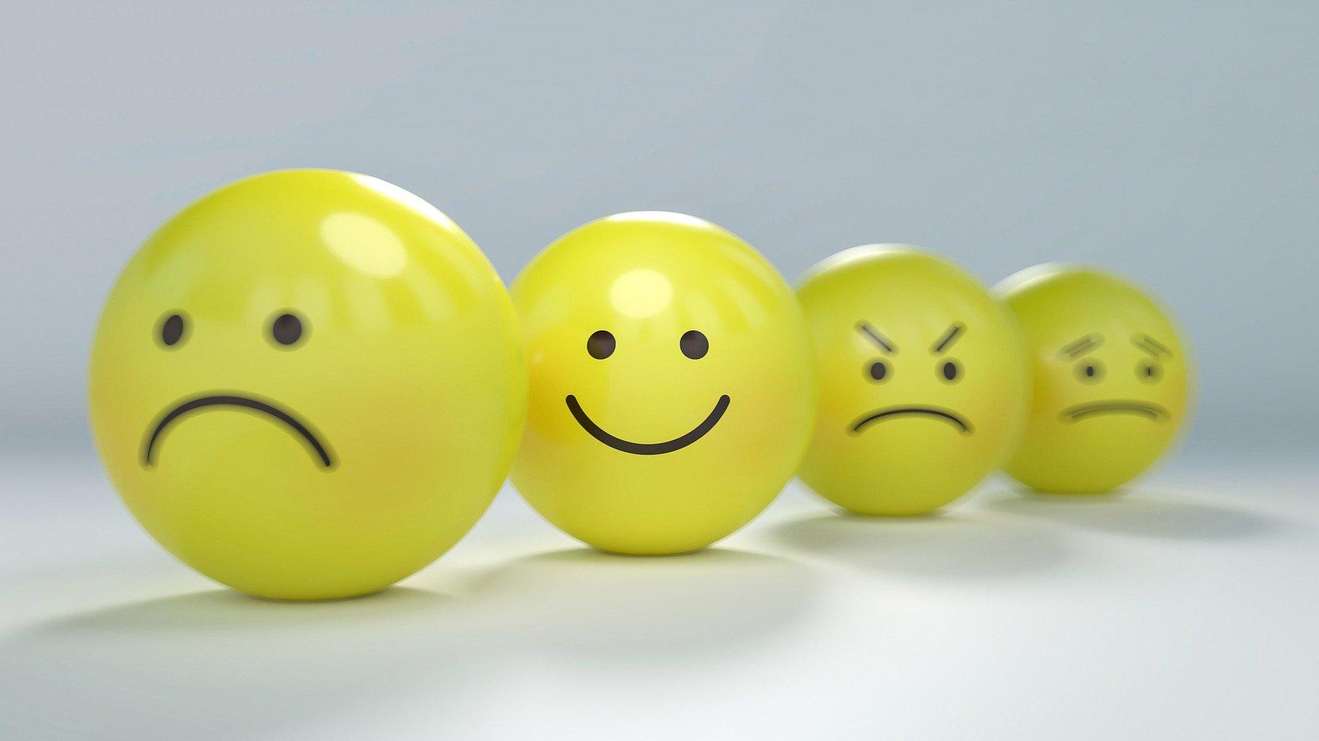 Le Principali Emozioni dell'Essere Umano